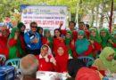 PATELKI DPC Kota Pekalongan Selenggarakan Bakti Sosial dalam Rangka HUT KORPRI 2017