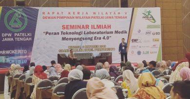 Materi Peran Teknologi Laboratorium Medik Menyongsong Era 4.0