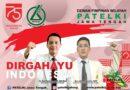 PDW PATELKI Jawa Tengah Mengucapkan Dirgahayu Republik Indonesia Ke-75